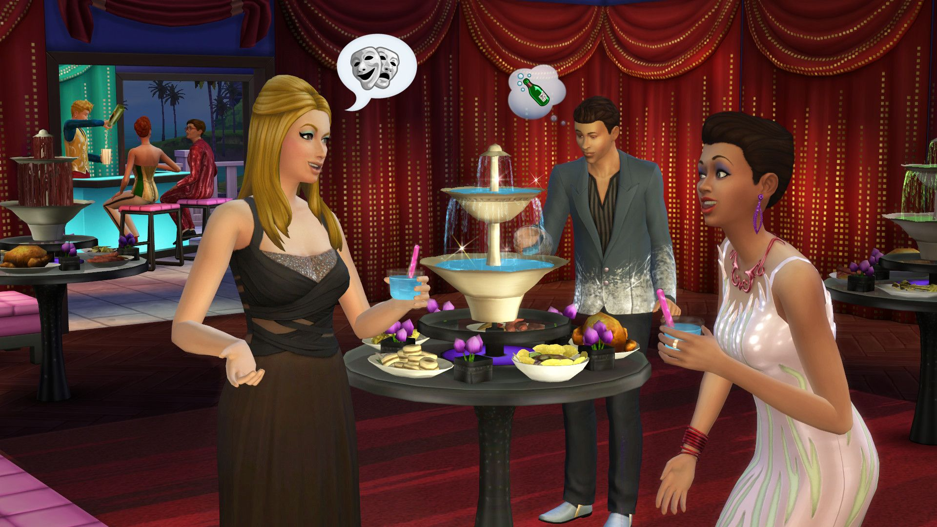 "The Simsâ""¢ 4 Luxury Party Stuff"
