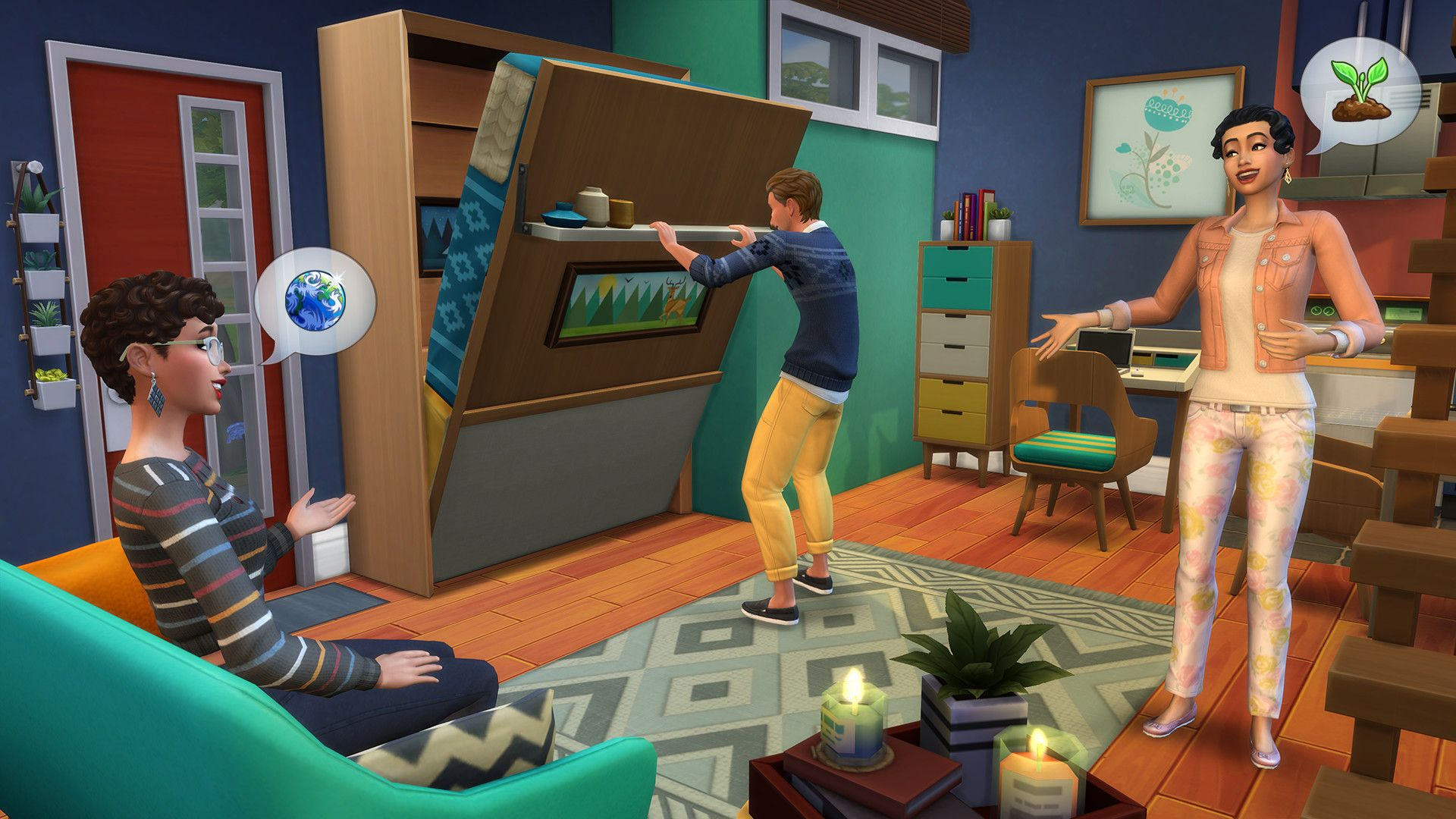 "The Simsâ""¢ 4 Tiny Living Stuff"