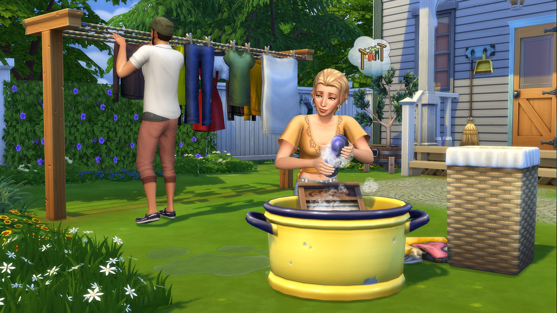 "The Simsâ""¢ 4 Laundry Day Stuff"