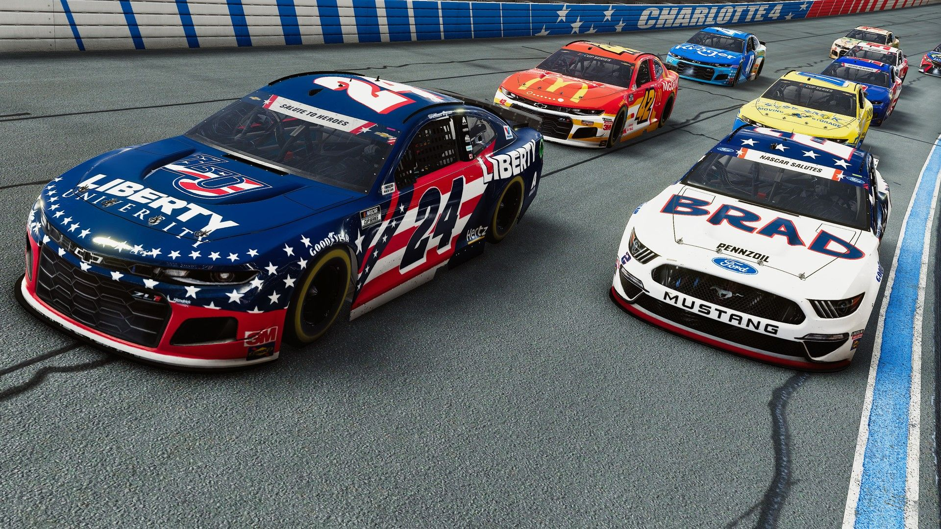 NASCAR Heat 5 - September DLC Pack