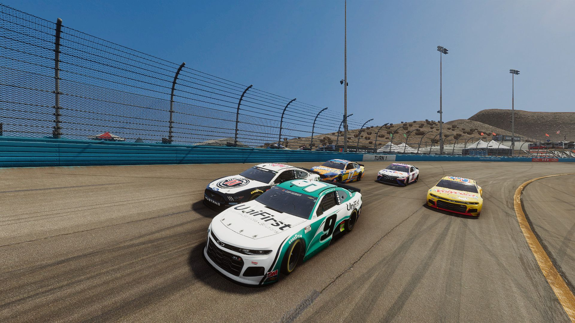 NASCAR Heat 5 - July DLC Pack