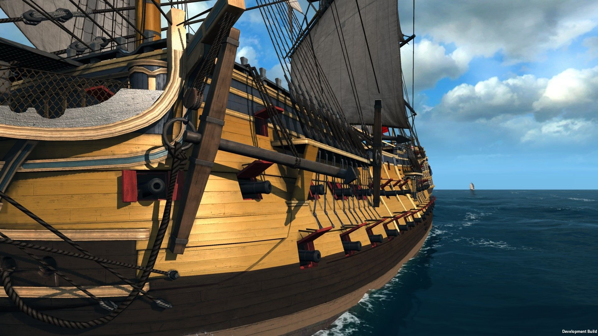 Naval Action - HMS Victory 1765