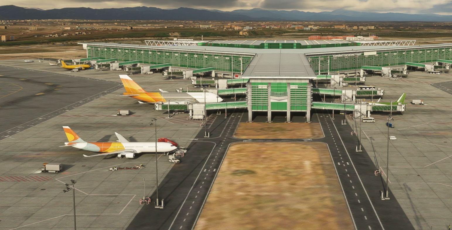 MSFS OPIS Islamabad International Airport