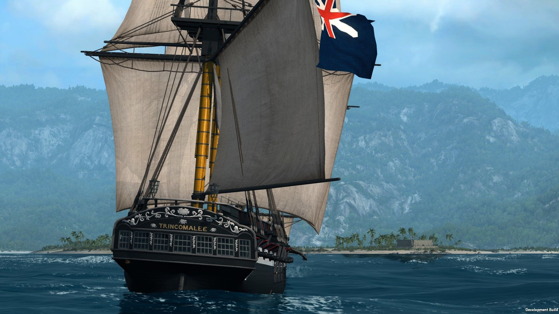 Naval Action - Trincomalee