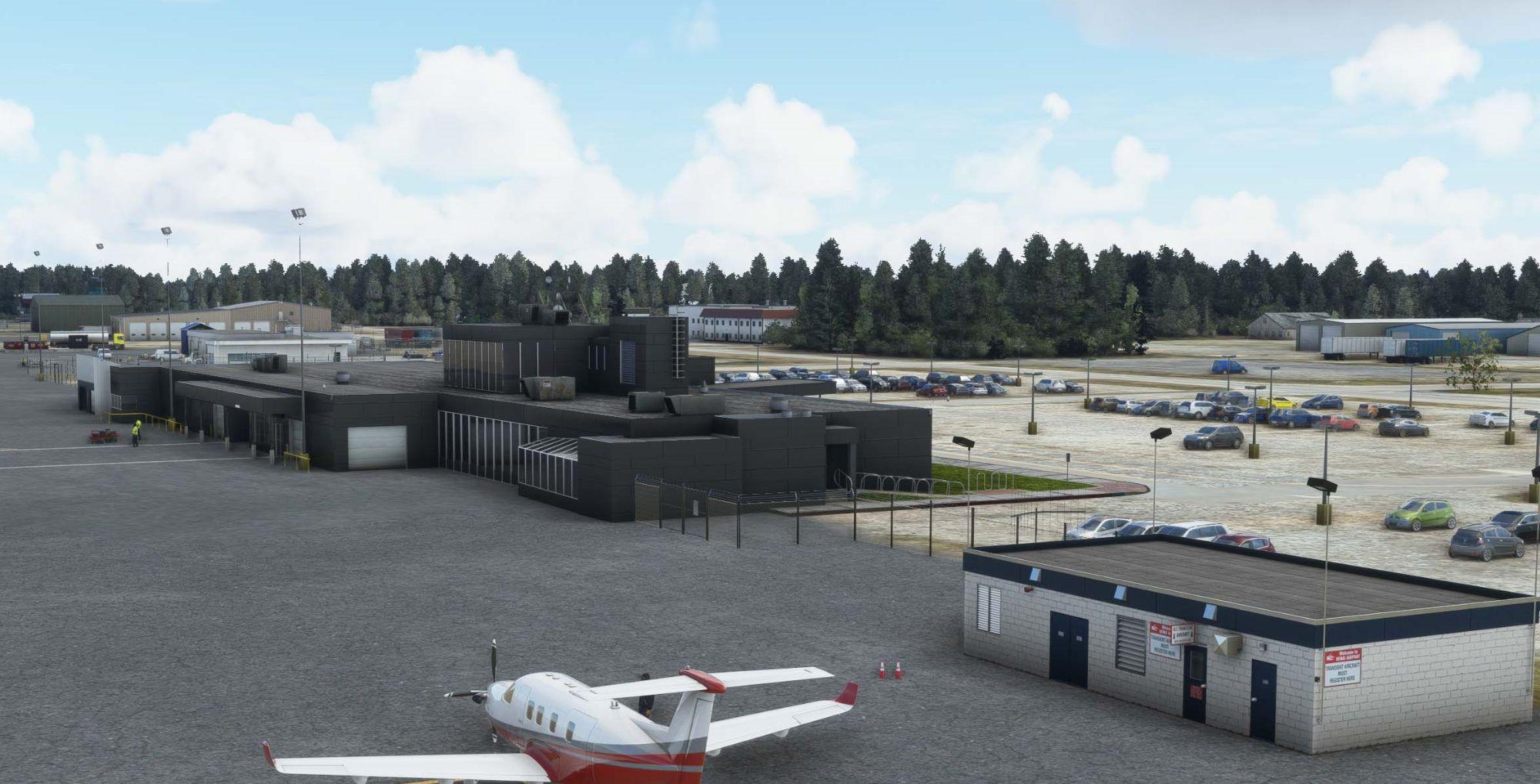 MSFS PAEN Kenai Municipal Airport