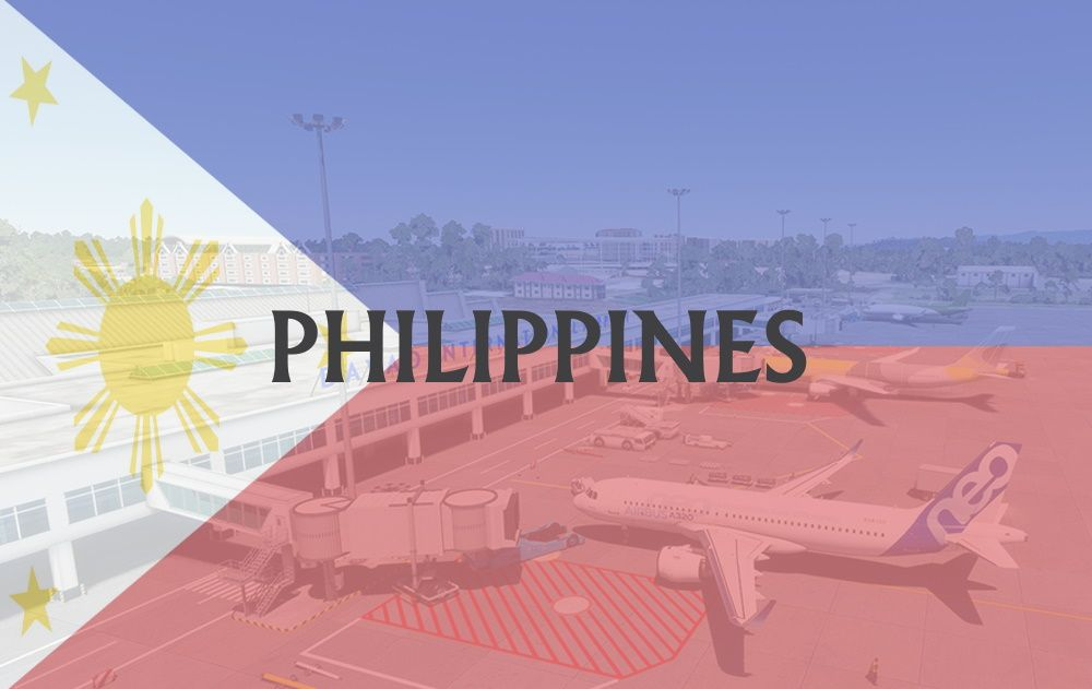 MSFS Philippines Airports
