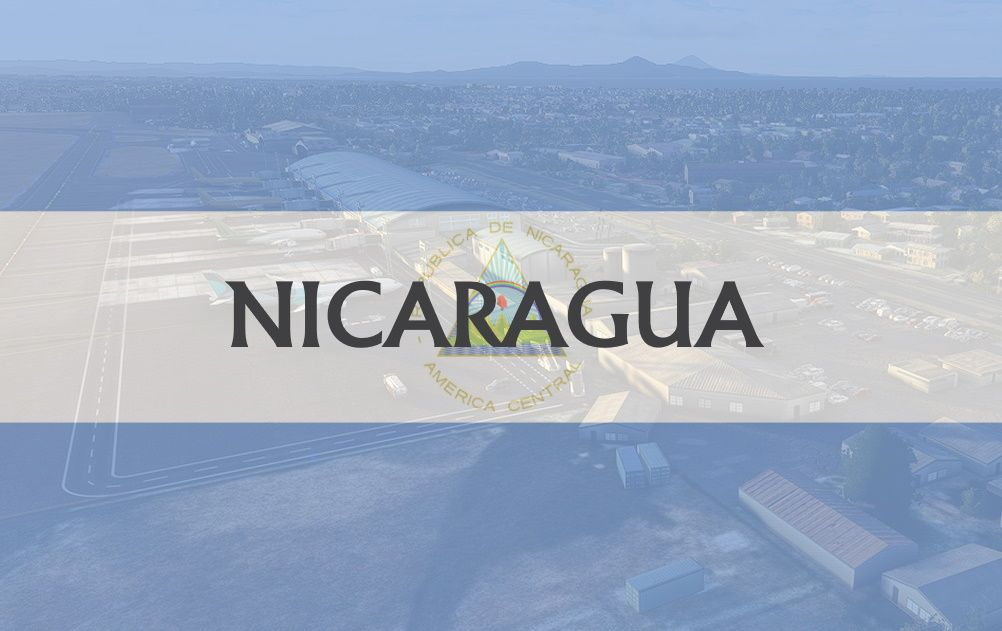 MSFS Nicaragua Airports