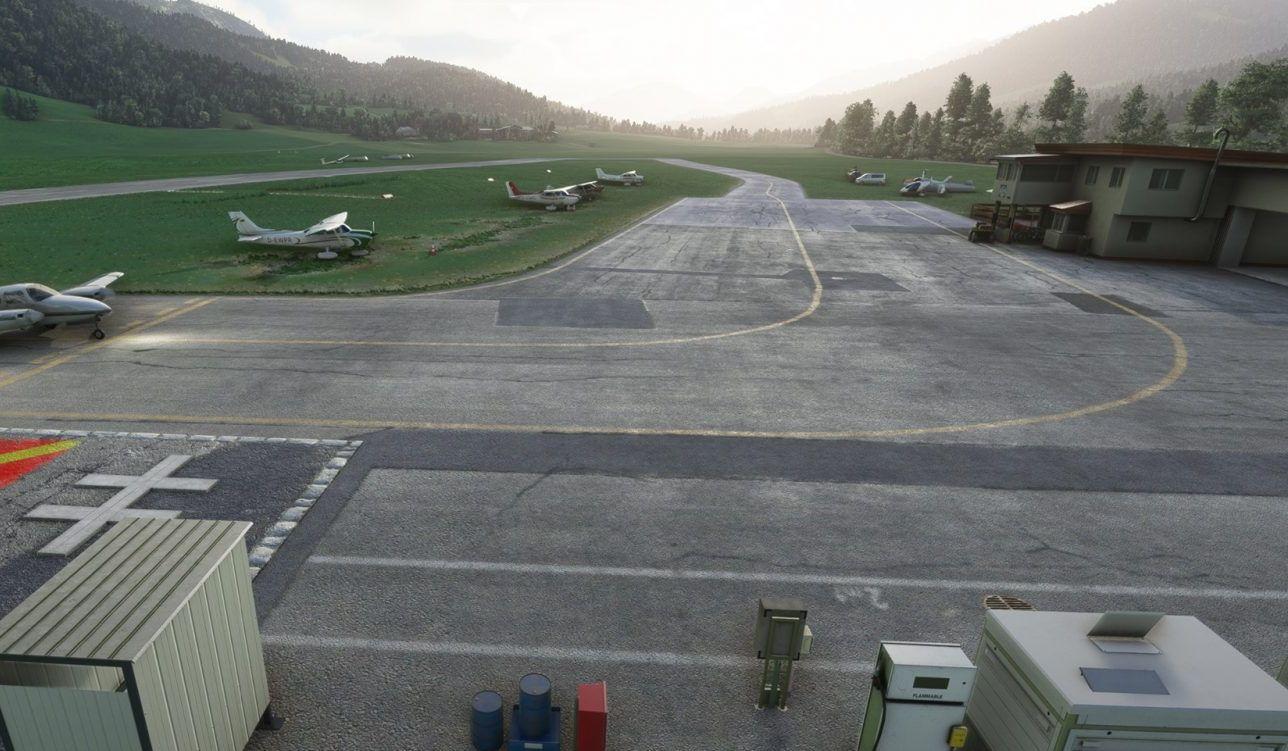 MSFS LOIJ Sankt Johann Airport