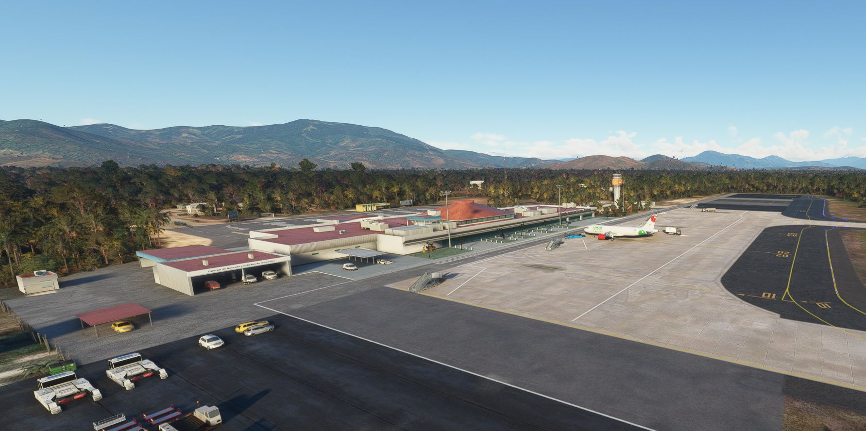 MSFS MMZH Ixtapa-Zihuatanejo International Airport