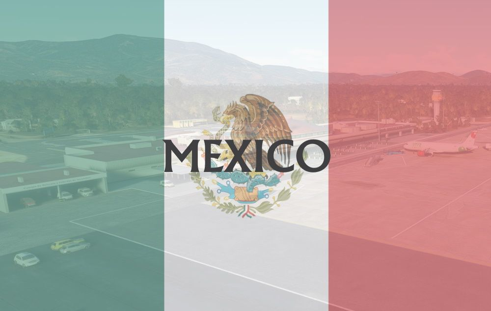 MSFS Mexico Airports