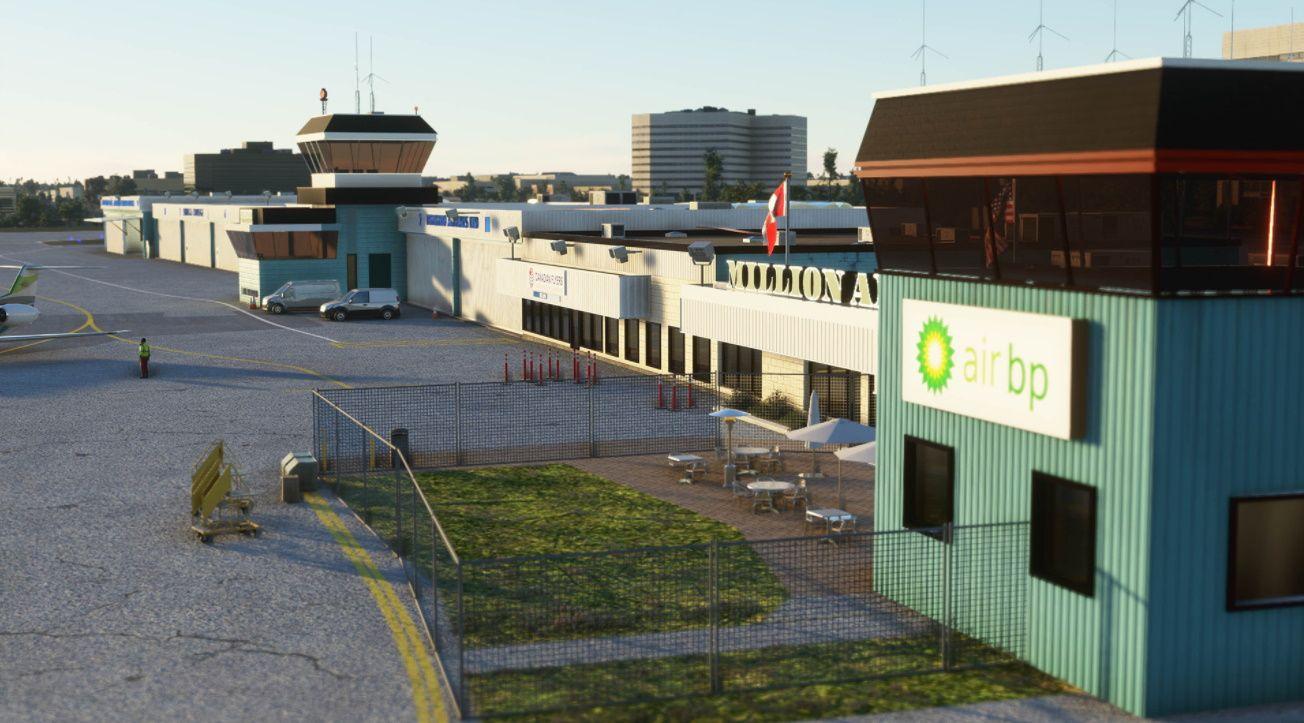 MSFS CYKZ Toronto Buttonville Municipal Airport