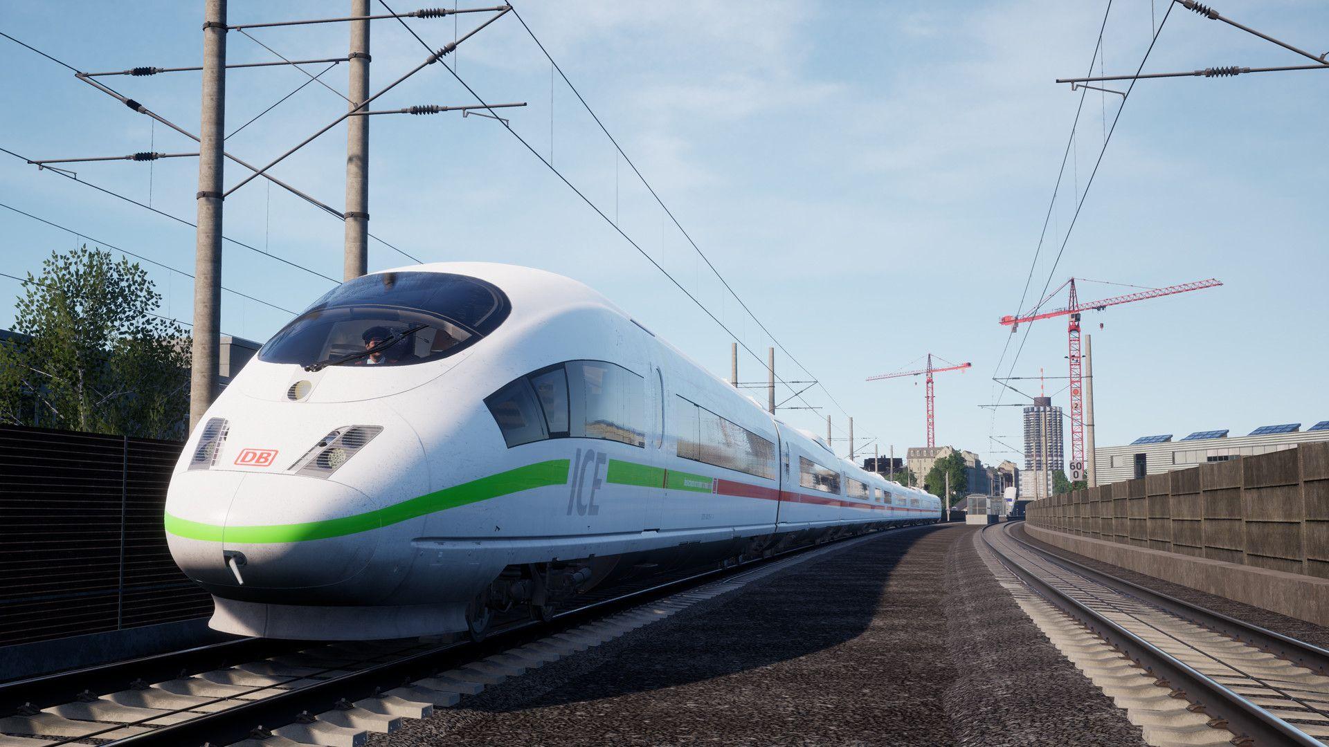 TSW2 Munich to Augsburg