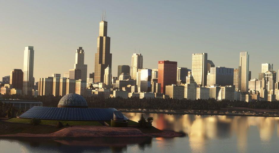 MSFS Chicago Landmarks