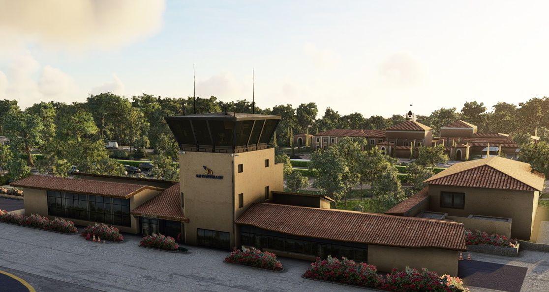 MSFS LFMQ Le Castellet Airport