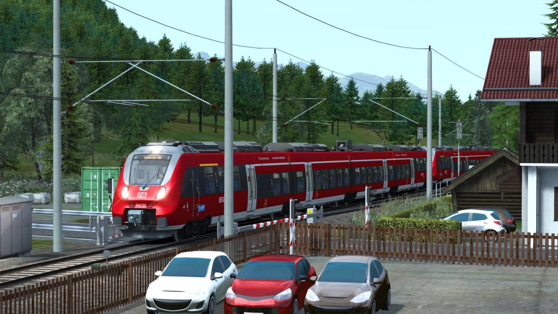 Train Simulator Mittenwaldbahn: Garmisch-Partenkirchen - Innsbruck