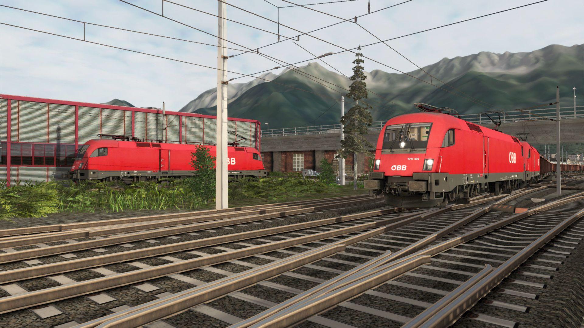 Train Simulator Tirol: Brenner - Kufstein