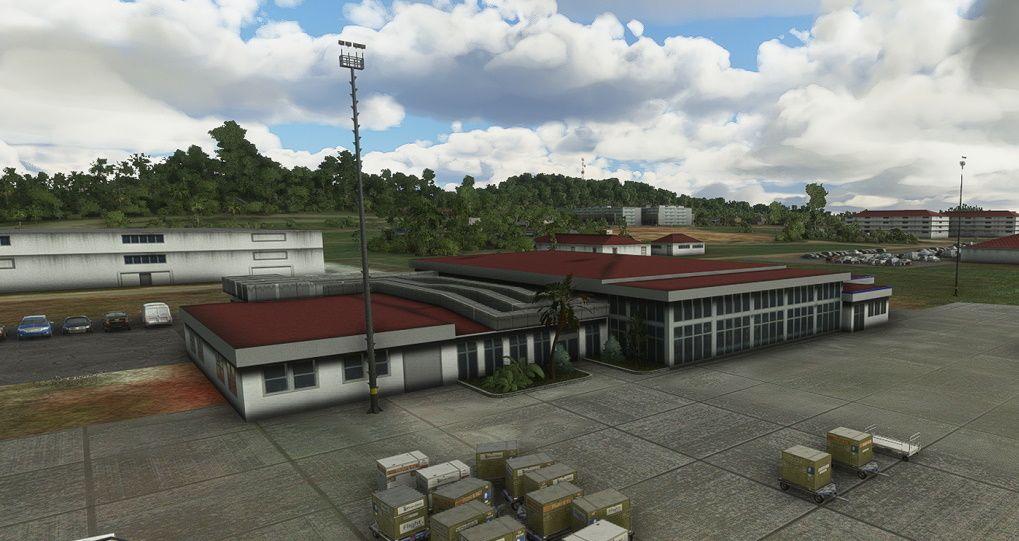 MSFS MPPA Panamá Pacífico International Airport