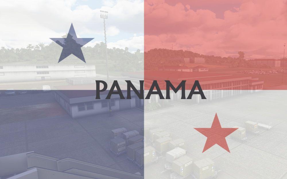 MSFS Panama Airports