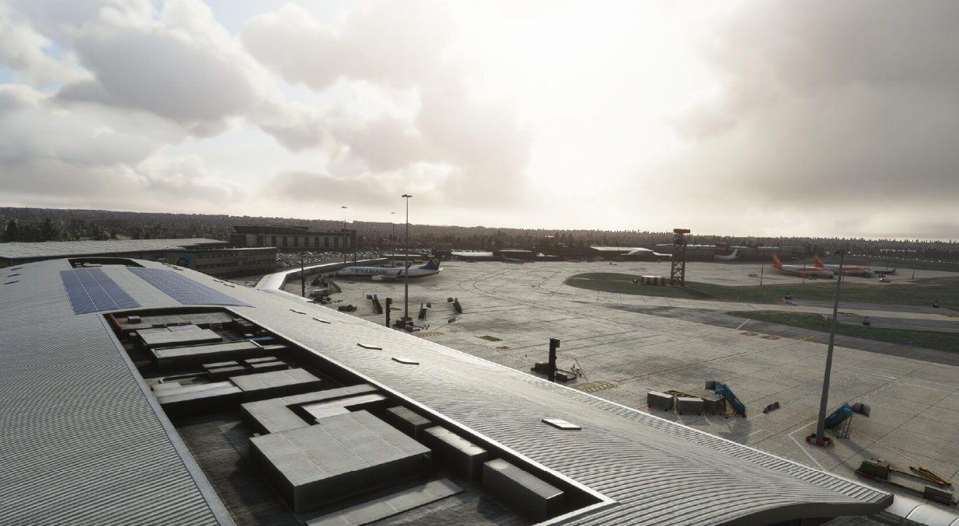 MSFS EGMC London Southend Airport