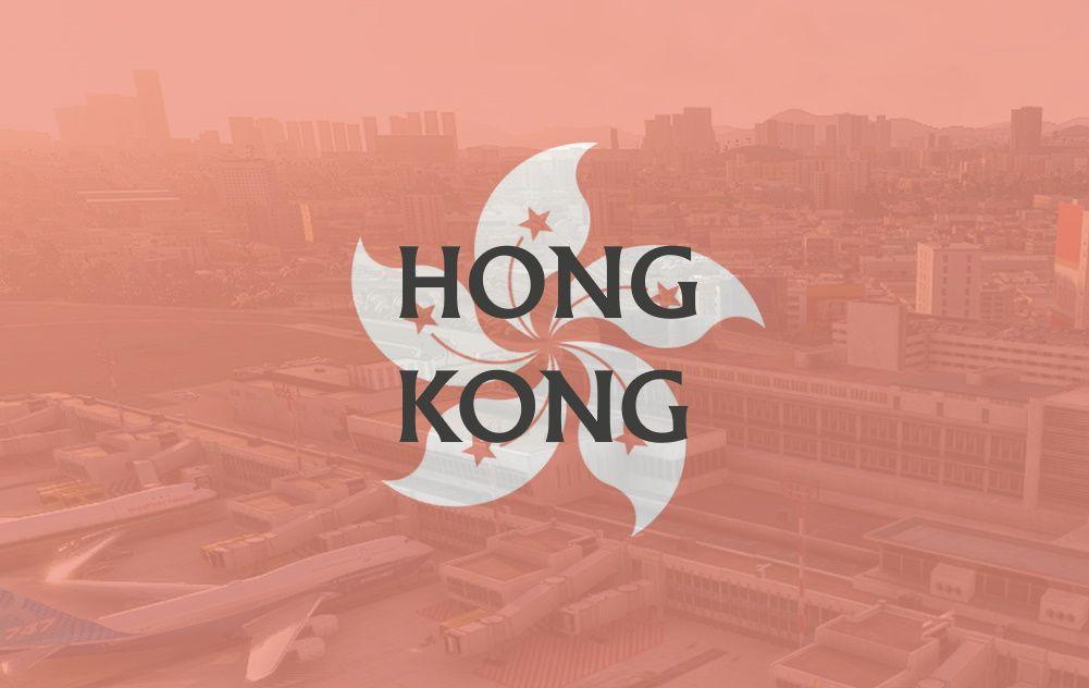 MSFS Hong Kong Airports