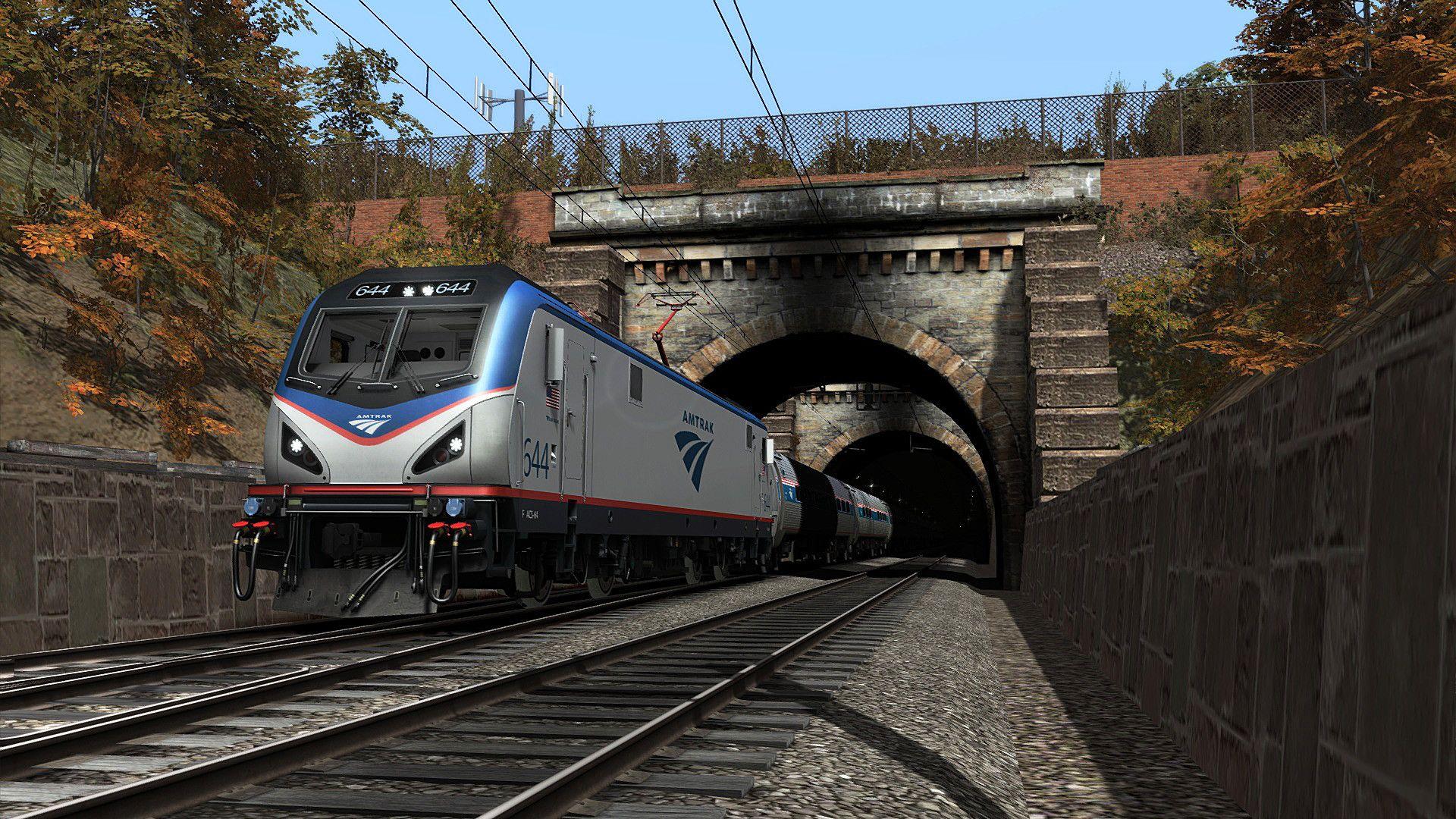 Train Simulator Northeast Corridor: Washington DC to Baltimore