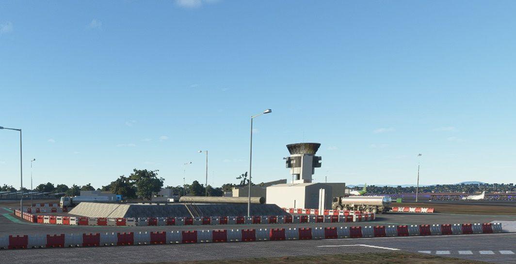 MSFS LFMT Montpellier-Méditerranée Airport