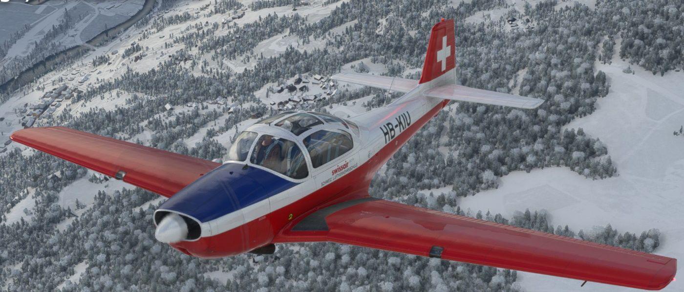 MSFS Focke-Wulf P.149D