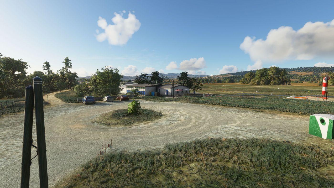 MSFS Lyon Brindas Airfield