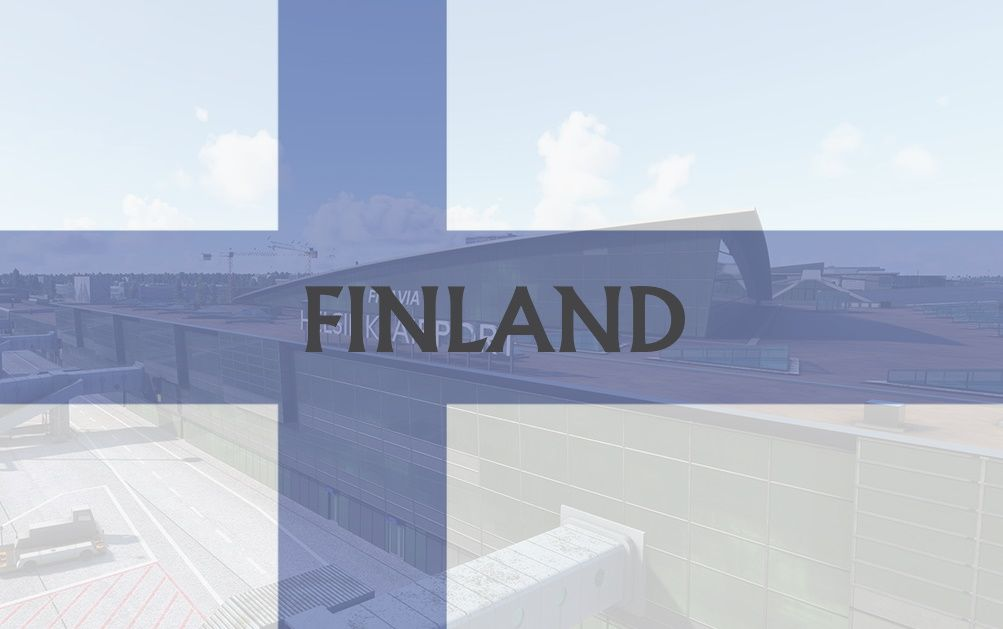 MSFS Finland Airports