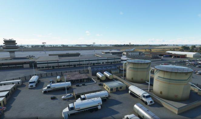 MSFS LPFR Faro Airport