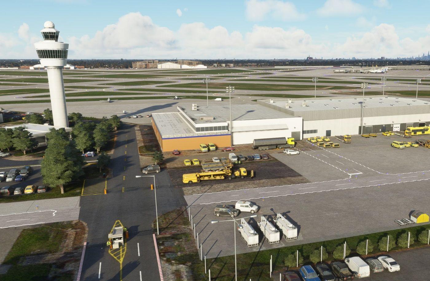 MSFS KMDW Midway International Airport