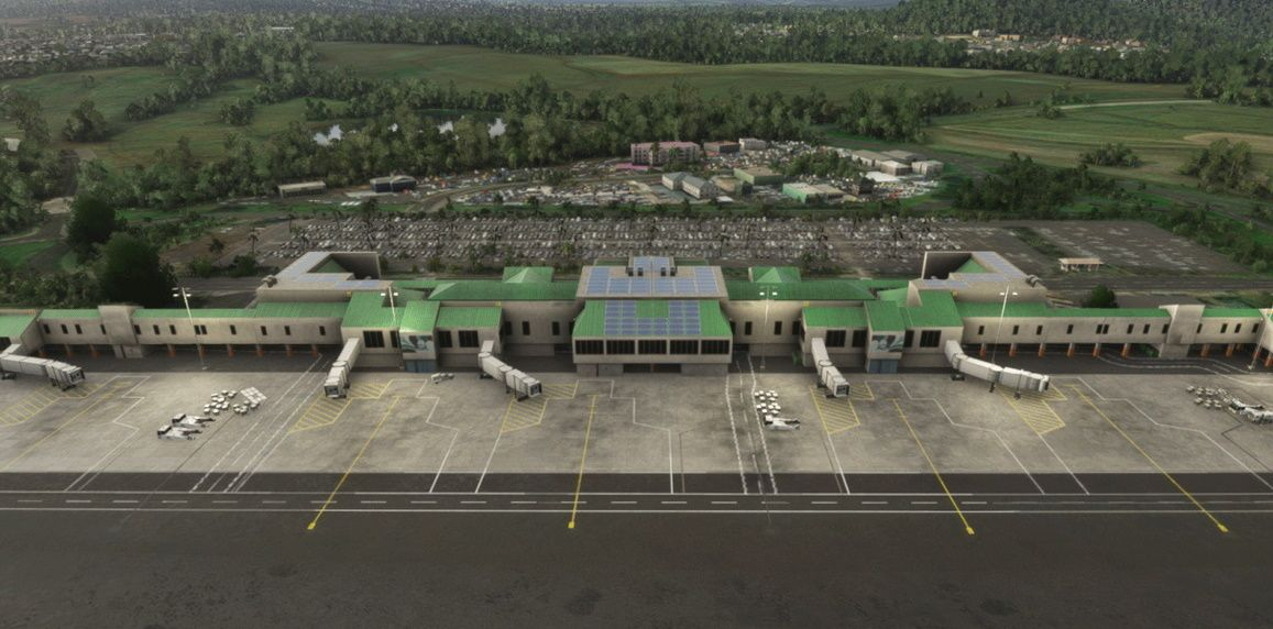 MSFS PHLI Lihue Airport