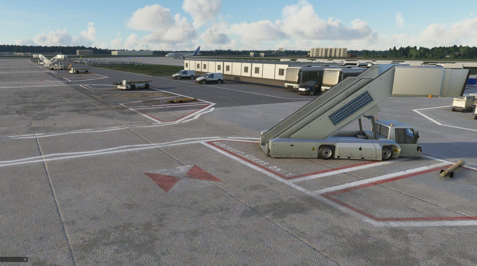 MSFS EGBB Birmingham Airport
