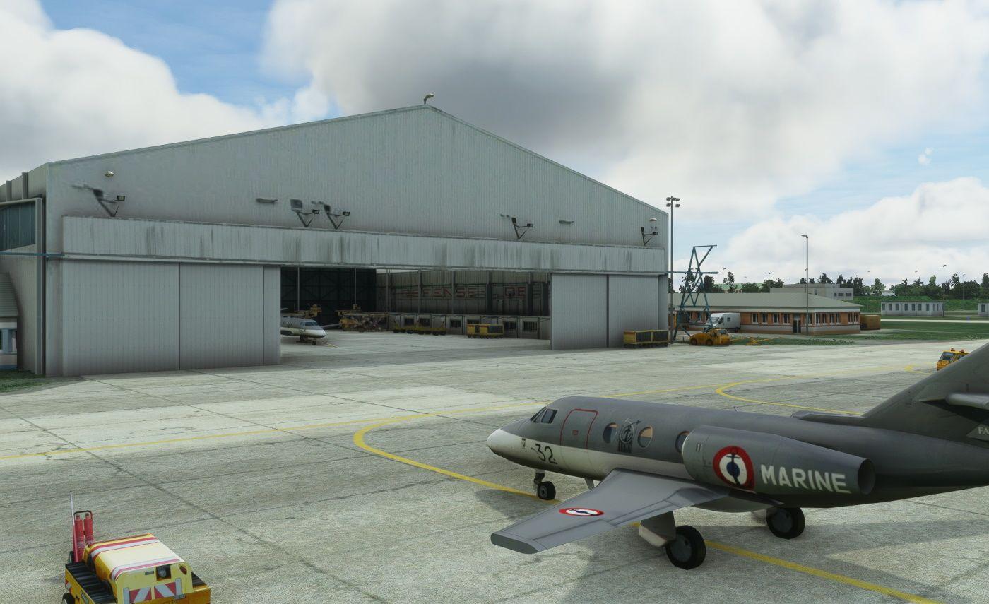 MSFS Landivisiau Airbase