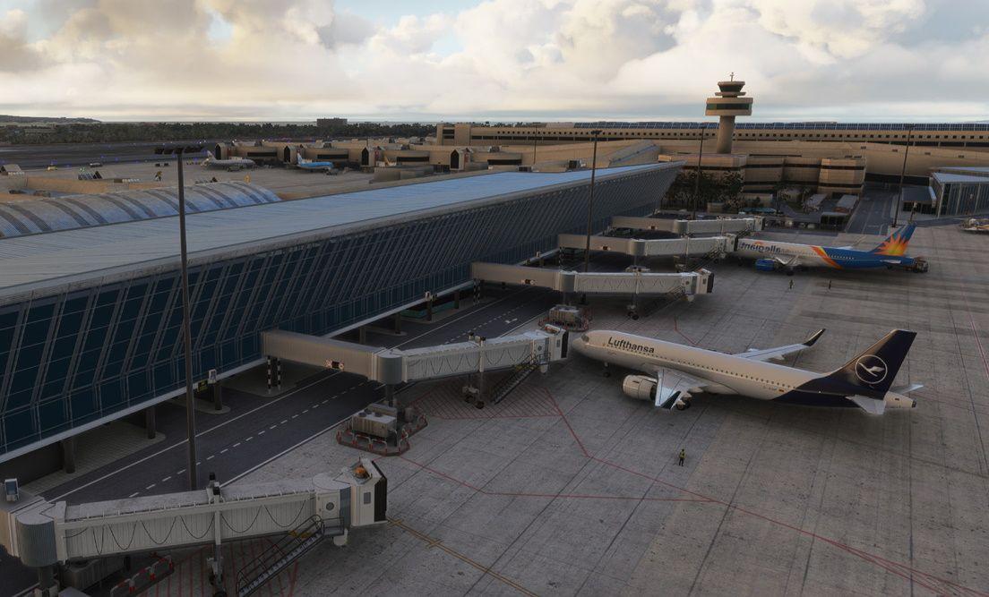 MSFS LEPA Palma de Mallorca Airport