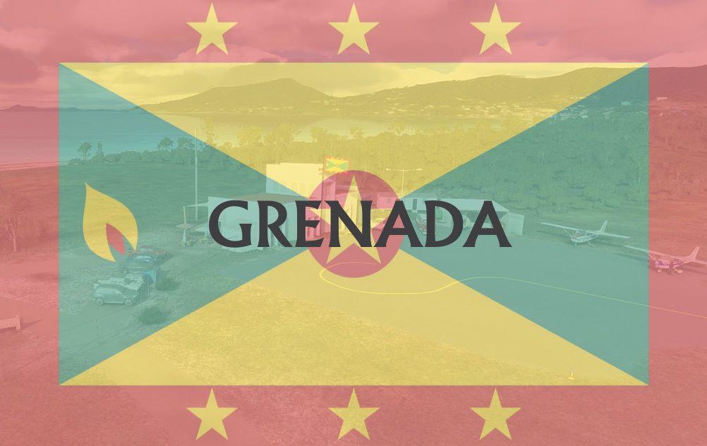 MSFS Grenada Airports