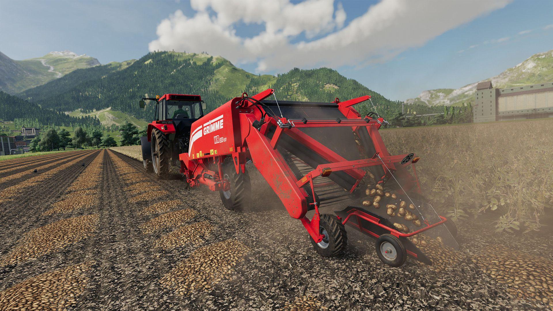 Farming Simulator 19 - GRIMME Equipment Pack