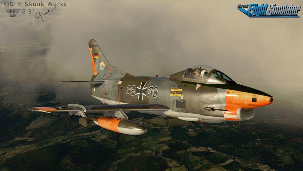 Microsoft Flight Simulator | Marketplace | Sim Skunk Works ...