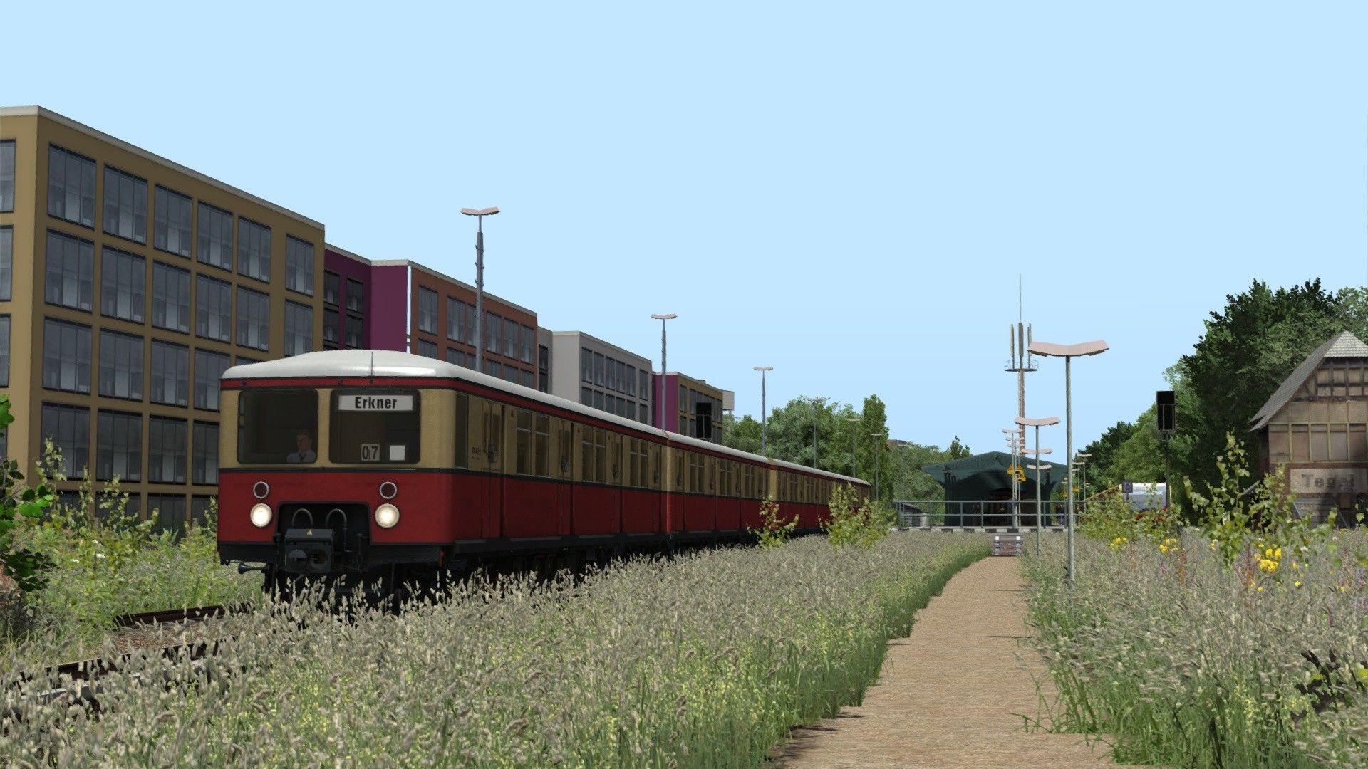 Train Simulator S25 Heart of Berlin: Hennigsdorf to Teltow