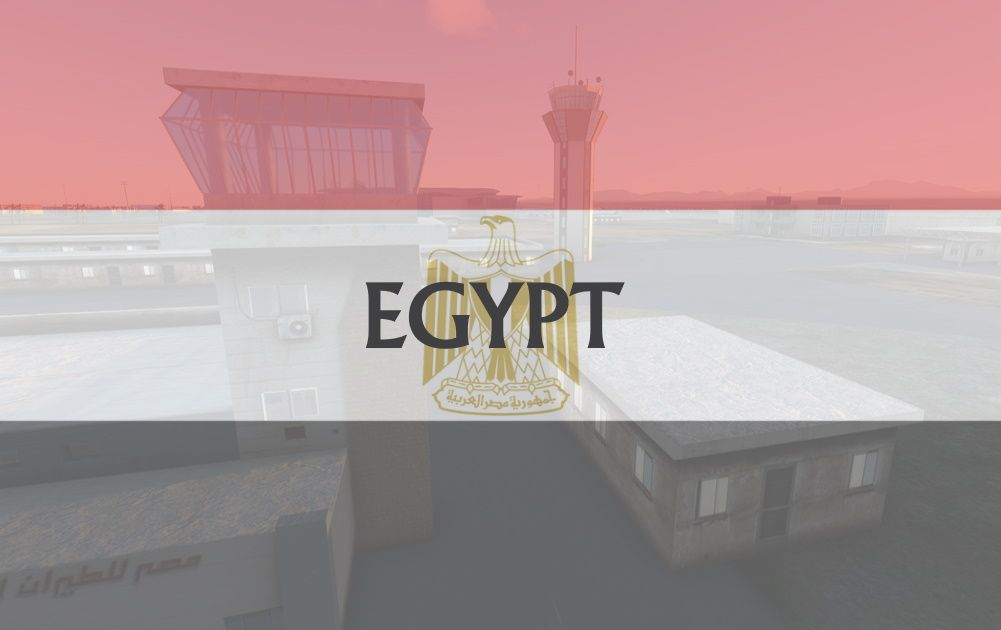 MSFS Egypt Airports