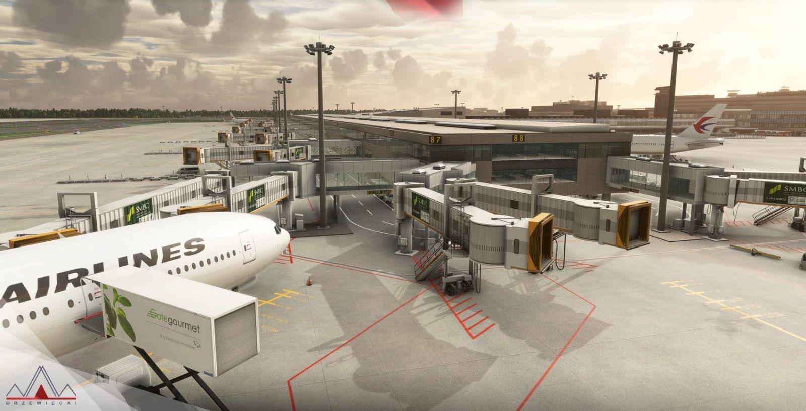 MSFS RJAA Narita International Airport