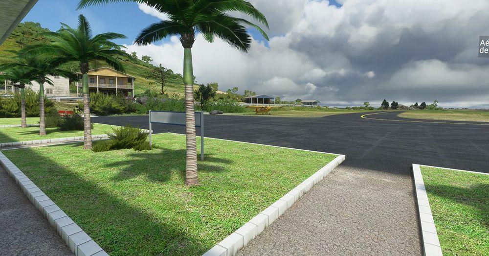 MSFS Grenadines Islands Vol. 1