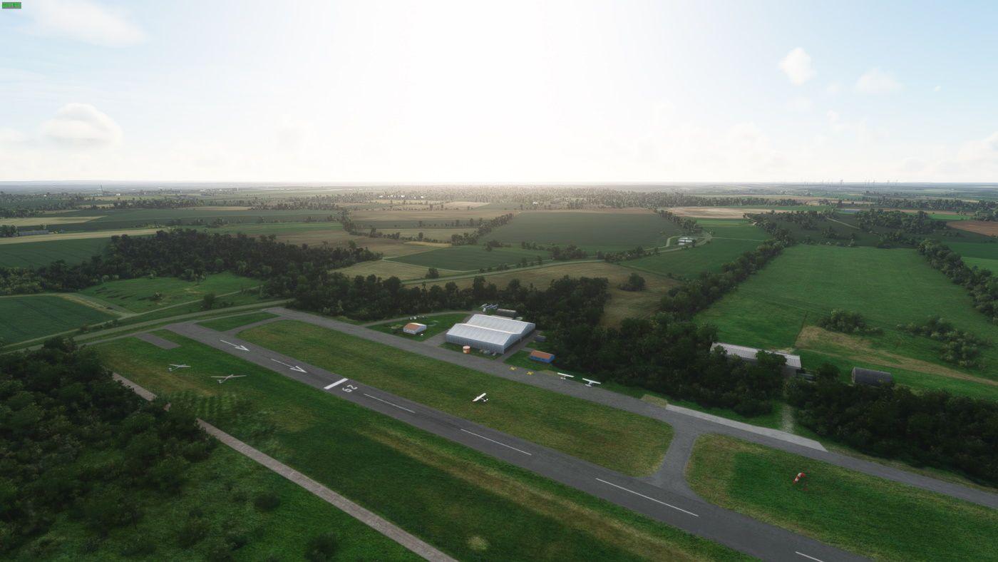 MSFS Stade Airfield