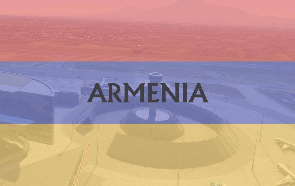 MSFS Armenia Airports