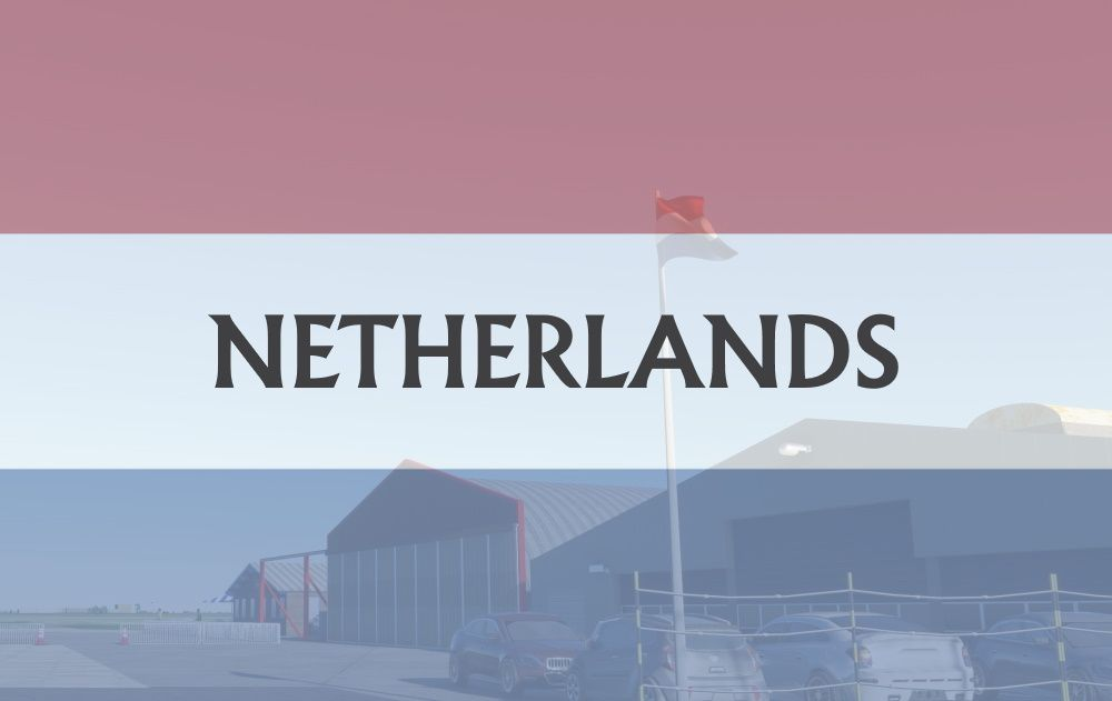 MSFS Netherlands Airports