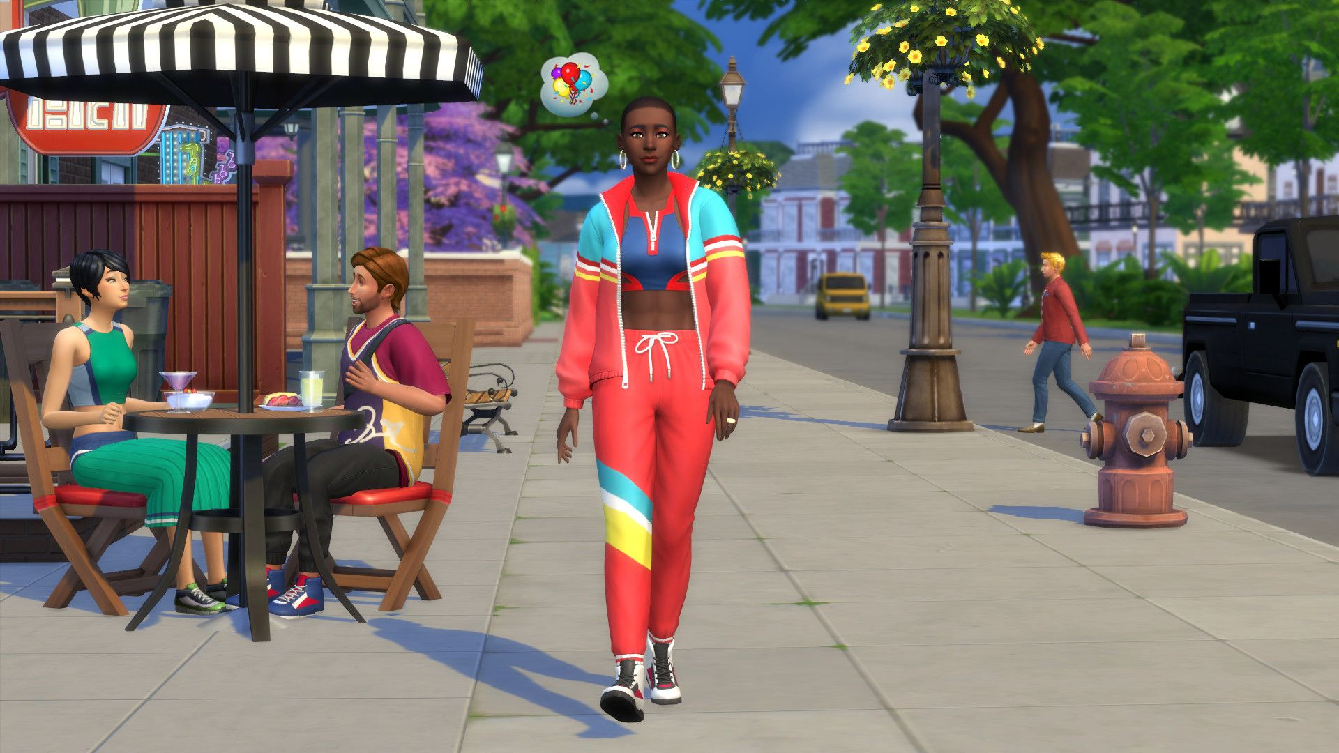 """The Simsâ""""¢ 4 Throwback Fit Kit"""