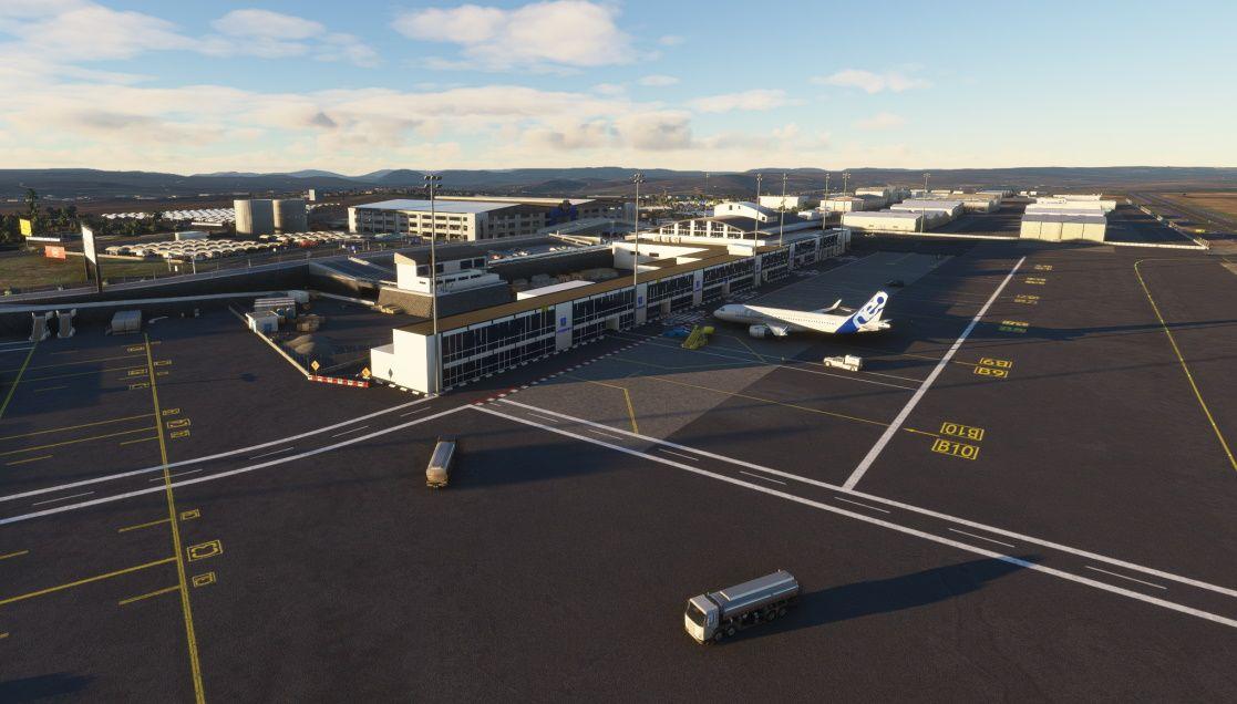 MSFS FALA Lanseria International Airport