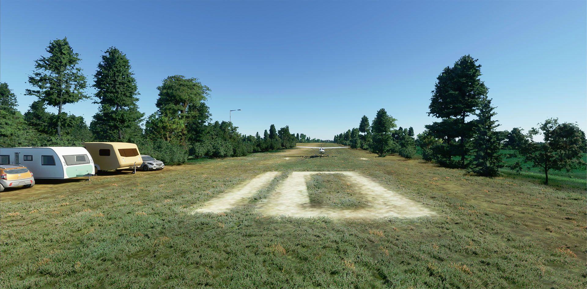 MSFS Branscombe Airfield