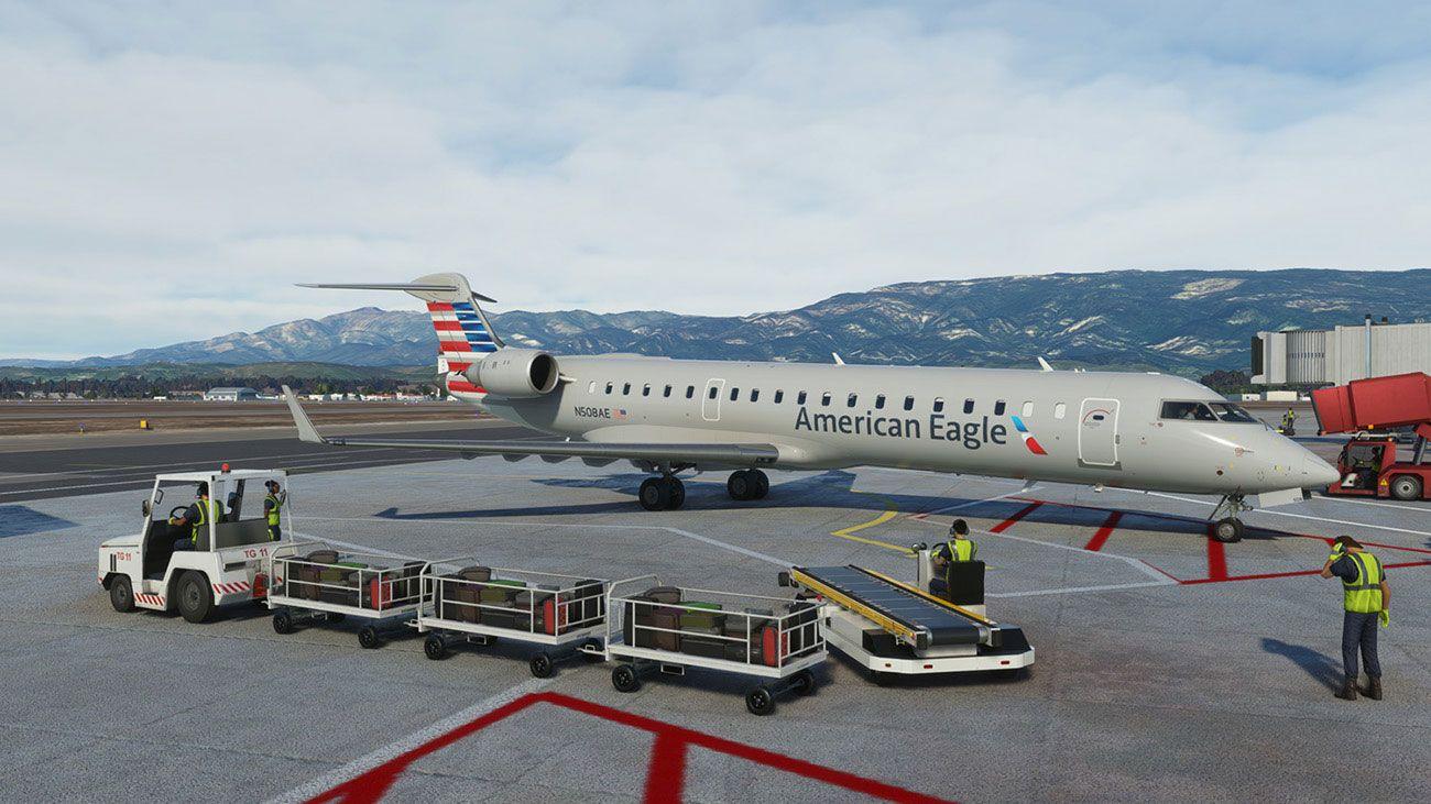 MSFS CRJ 550/700