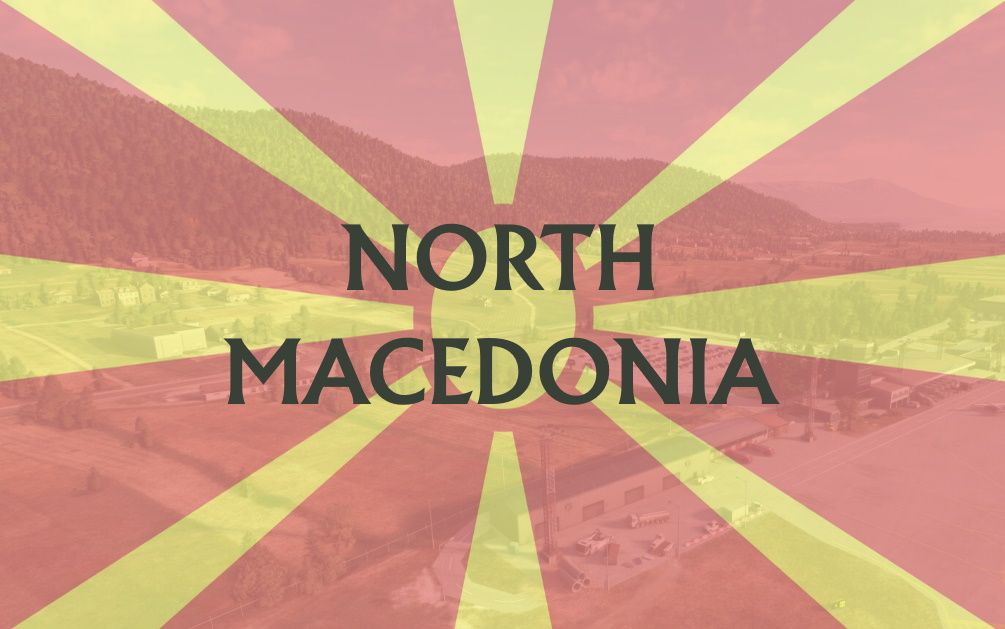 MSFS North Macedonia Airports